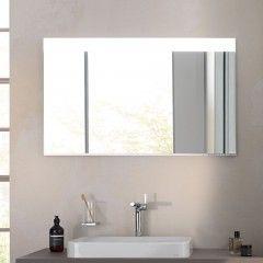 VILLEROY & BOCH Subway 2.0 závesná vysoká skrinka, pánty vpravo, 350 x 1650 x 370 mm, dub grafitovo šedý, A70810FQ