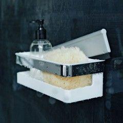 VILLEROY & BOCH Subway 2.0 kryt sifónu pre umývadlo, Star White, s povrchom CeramicPlus, 724400R2